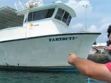 Domestic boat emissions