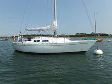 Contessa 28 1981   -One owner from new