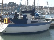 'SEACOX' 30ft (9.22) Verl 900 Priced at £11,250
