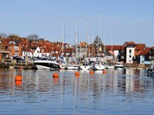 Lymington Quay - go ahead given for redevelopment of Town Quay