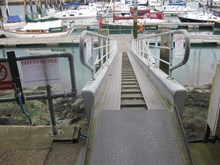 Main Gangway is now open but with restrictions