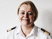 Coastguard appoints first female boss