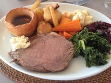 Sunday Roast Lunch