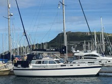 For Sale - Yacht Delphi - Scan Yacht 400 (Wessex 390)