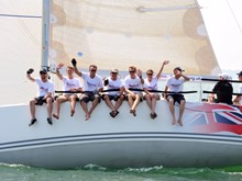 RNSA(Portsmouth) Spring Series Race 8