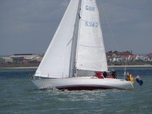 RNSA(Portsmouth) Spring Series Race 9