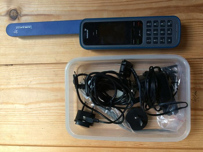 Inmarsat IsatPhone Pro Satellite Phone Kit for sale