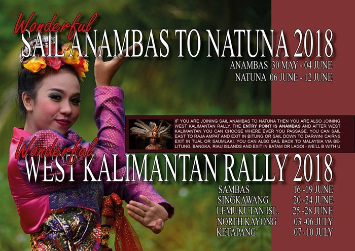 Indonesia Rallies Announced