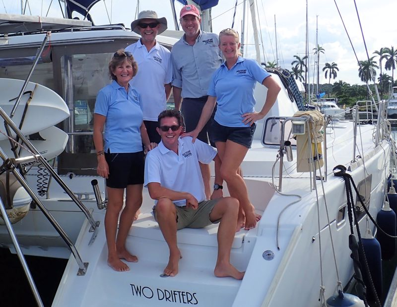 RORC Report: An Adventure Transiting The Panama Canal
