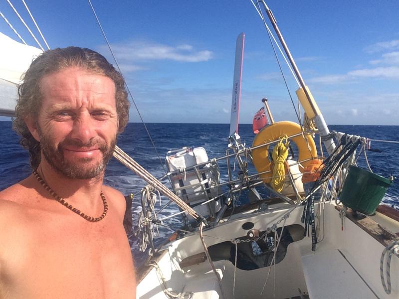 Dan Stroud completes circumnavigation!