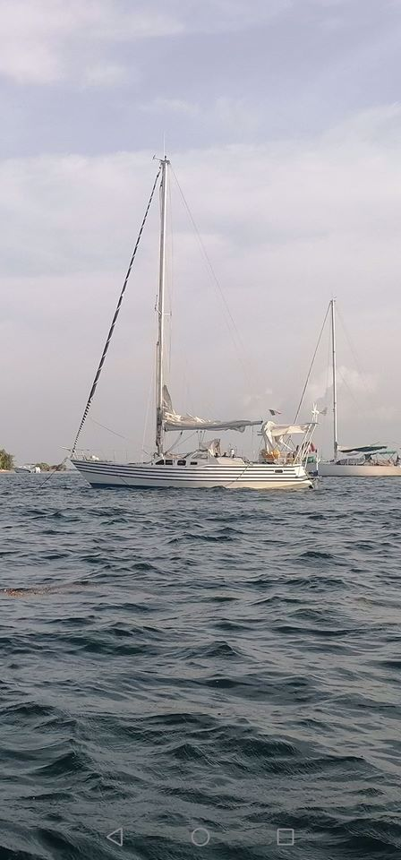 s/v MARCEL skipper rescued, MARCEL remains adrift