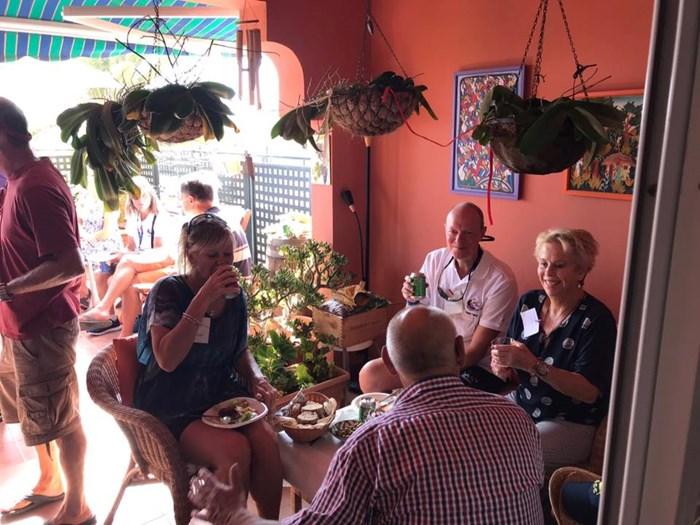 Fabulous OCC get together in Pasito Blanco, in Gran Canaria