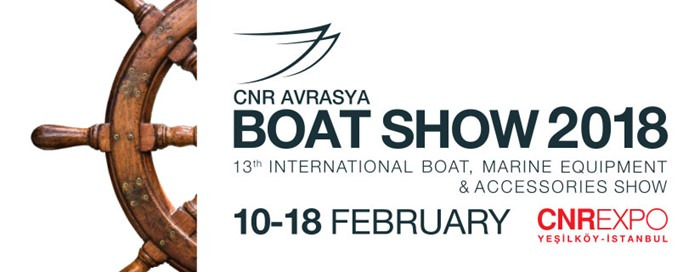 Eurasia Boat Show 2018 Now Underway in Turkey