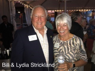 Report from Bill and Lydia Strickland, RRCs SE USA