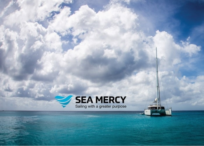 Sea Mercy calling on yachts to 'sail with a greater purpose'