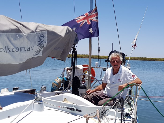 Honorary OCC Member Jon Sanders Completes Record Tenth Circumnavigation