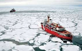 The Canadian Coast Guard steps up operations in the Arctic