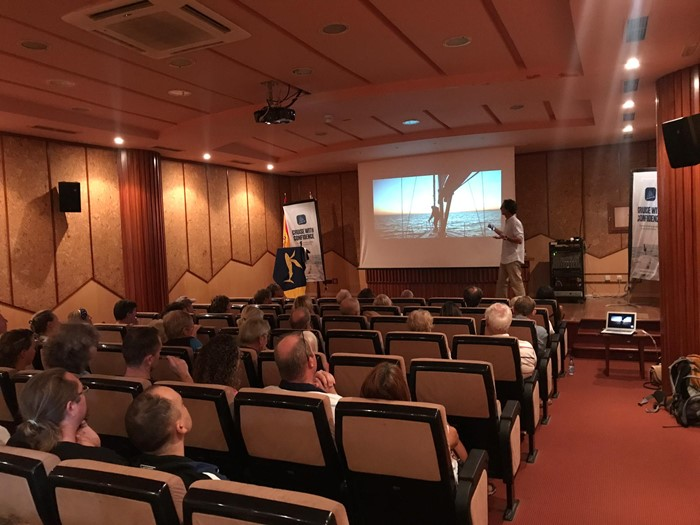 Big success at the OCC Bluewater Sailing Safety Seminar