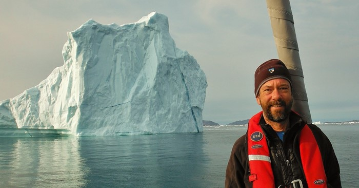 Randall Reeves, Solo Sailor on the Figure 8 Voyage