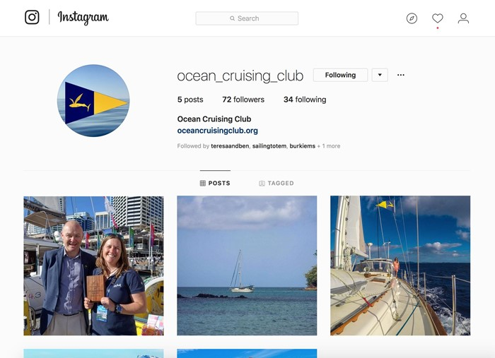 The OCC is now on Instagram