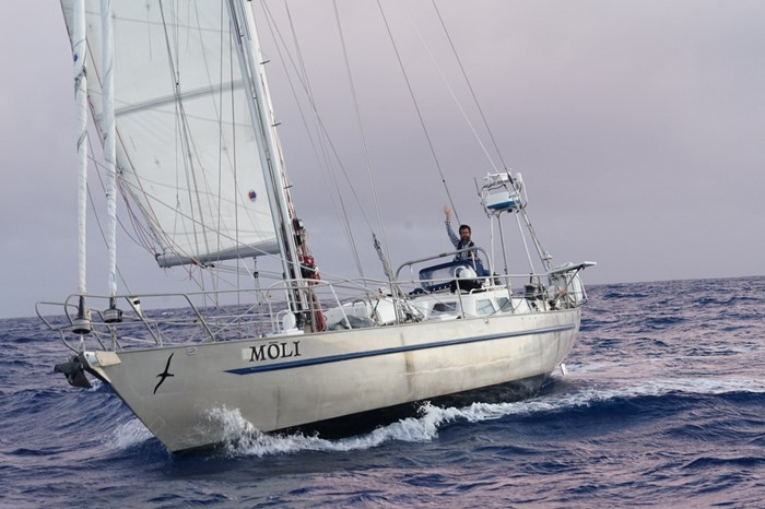 Randall Reeves on Track to Complete Figure 8 Voyage on the 19th October - Update