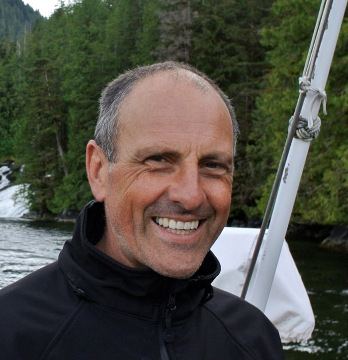 Bert terHart is named recipient of the OCC Challenge Adventure Grant