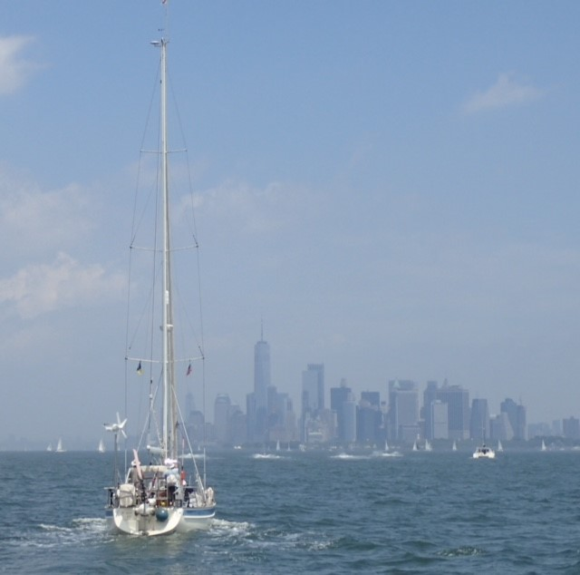 RoRC Report from Anne & Jonathan Lloyd in the USA