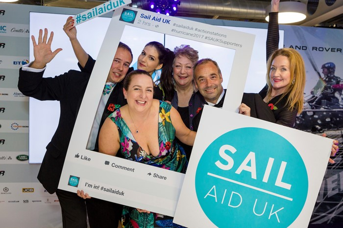 Sail Aid UK raising funds to help rebuild hurricane-torn Caribbean islands