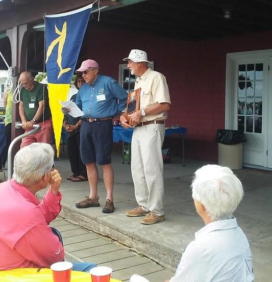 OCC Vertue Award Presented in Maine