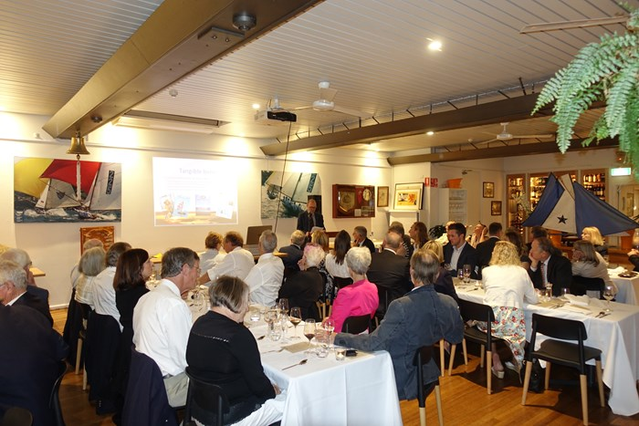 The OCC Sydney Dinner a Great Success!