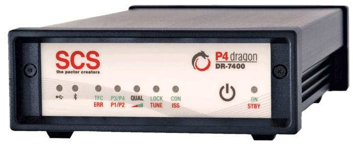 PACTOR 4 Modem DR-7400