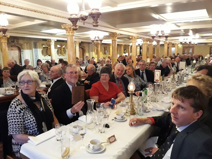 2017 OCC Awards Presented Aboard the SS Great Britain