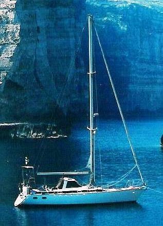 """""""La Aventura"""" - 1989 Aventura 40"""
