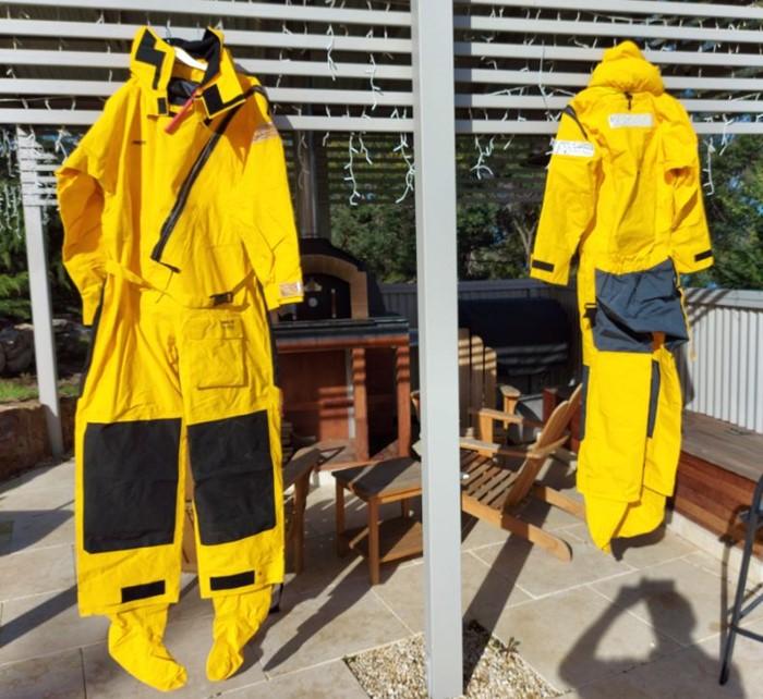 Musto HPX Survival Suit