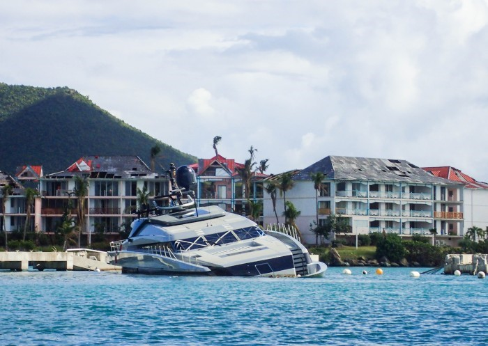 Update on Sint Maarten/Saint Martin after the hurricanes
