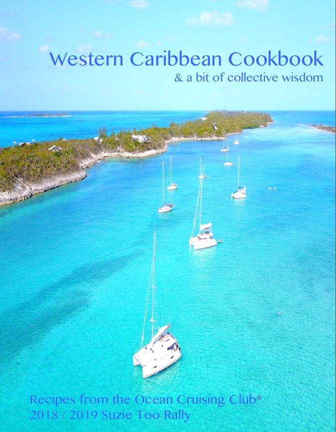 The Western Caribbean Cookbook