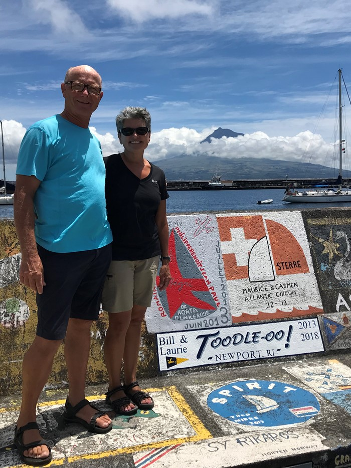 RoRC Report from Bill and Laurie Balme