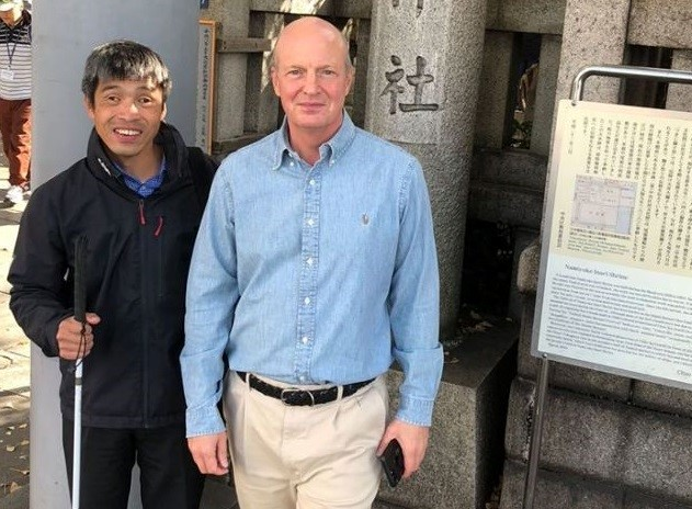 Blind Sailor Teams up with OCC Member  to Cross the Pacific