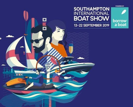 The OCC at Southampton International Boat Show