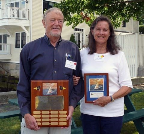 Scott & Kitty Kuhner win Far Horizons Award