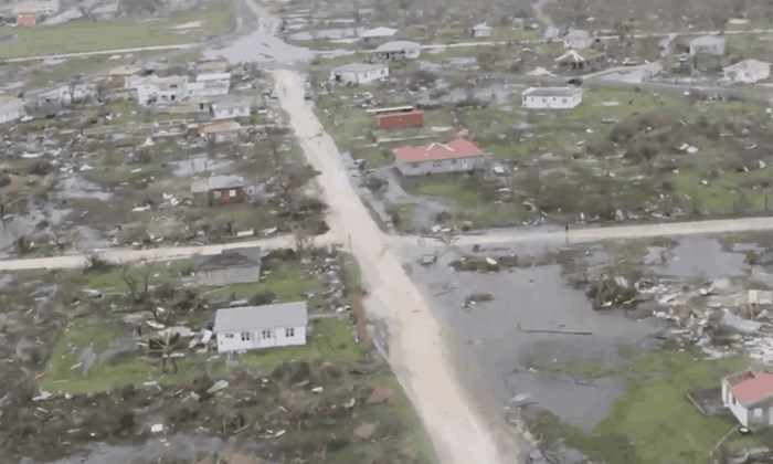 Rebuild Barbuda Appeal Fund (UK)