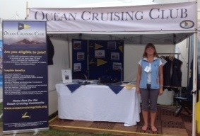 The OCC is returning to the Southampton Boat Show in the UK