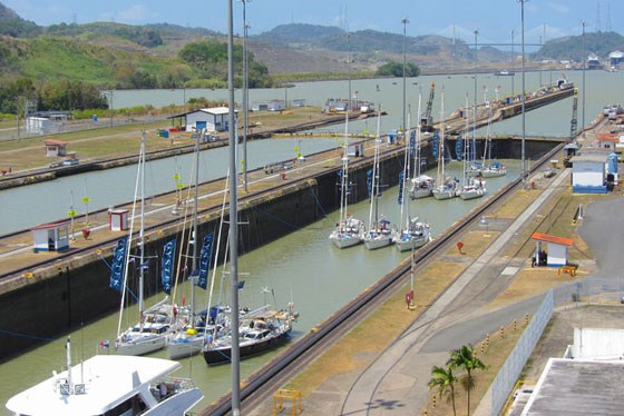 Transit of the Panama Canal