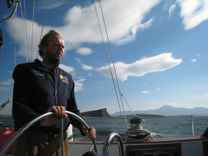 News from Ireland's Regional Rear Commodore, Alex Blackwell