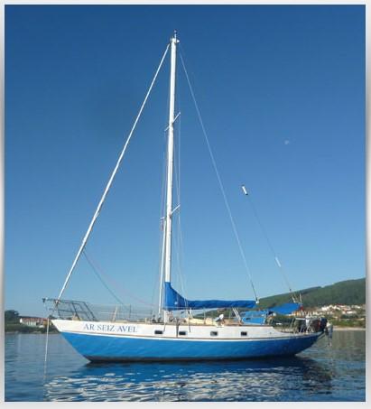 """""""Ar Seiz Avel"""" – Custom Offshore Design"""