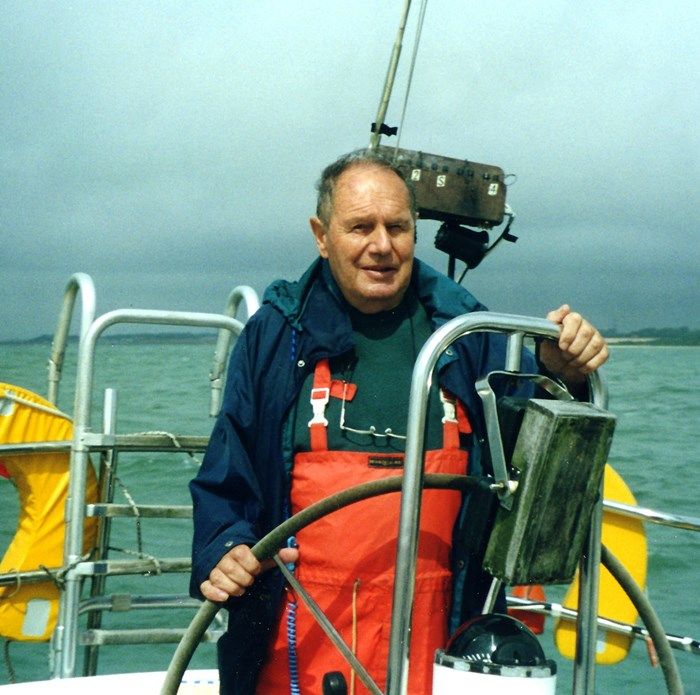 Past Commodore Brian Stewart