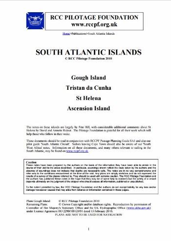 South Atlantic Islands